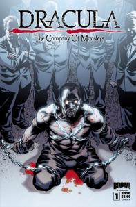 Dracula: Company of Monsters, Variant cover
