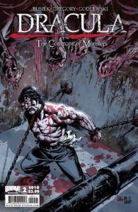 Dracula 2 Cover