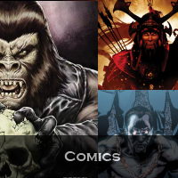 Planet of the Apes and other comics