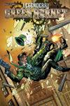 Green Hornet cover